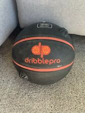 Black Dribble Pro Knobby Basketball Training Aid Mens Size