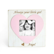 Personalized Picture Frame, New Baby Photo Frame Baby Shower Gift, 3.8 x 3.8""