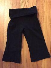 Lily Bleu black pants size 18 months