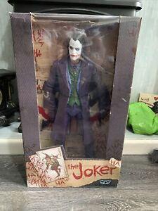 "18"" Dark Knight Heath Ledger Joker figurine 1/4 scale NECA"