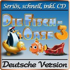 Die Fisch-Oase 3 Deluxe - PC-Spiel - Fishdom 3 - 3-Gewinnt