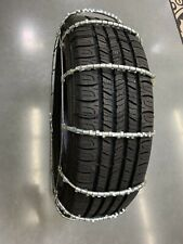 NEW Snow Ice Cable Tire Chains with *LUGS* P205/75R15 P215/70R15 P235/60R15   8