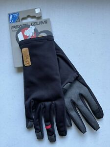 Pearl Izumi Thermal Glove Black Medium *NEW* Free Shipping