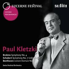 Schweiz.Festspielorchester - Lucerne Festival,Vol.9-Paul Kletzki - CD