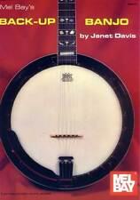 Back-Up Banjo *New* Dvd