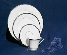 3 Cup,Saucer & Matching Plate Stands