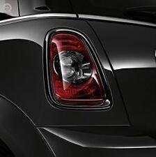 Mini Cooper S Black Line Rear Tail Light Foglight Kit R56 R57 R58 2011-2014 OEM