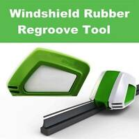 CAR BLADES CUTTER RESTORER REPAIR TOOL WINDSHIELD WIPER REGROOVER WINDSCREEN
