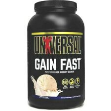 Universal GAIN FAST Lean Muscle Mass Weight Gainer Protein 5.1 lb VANILLA