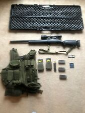 Novritsch SSG24 Airsoft Sniper Rifle With (m150 Spring) Scope, Case, Accessories