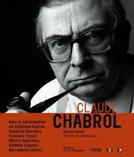 CLAUDE CHABROL - BIOGRAPHIE, SOUVENIRS... MICHEL PASCAL BEAU LIVRE GRAND FORMAT