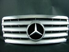 FRONT GRILLE (SILVER) FOR 1993-1995 MERCEDES BENZ W124 E-CLASS (STAR NOT INCLUDE