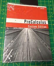Pre Calculus Custom Edition by Ron Larson