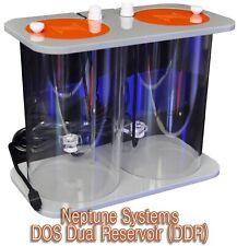 Neptune Systems Aquarium Dosing Dual Reservoir (DDR) Fluid Metering System