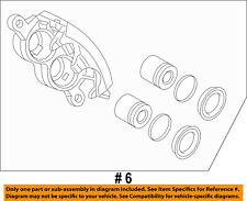 CHRYSLER OEM Front Brake-Disc Caliper 68157610AA
