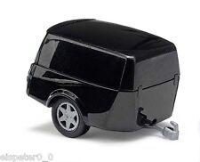 Busch 44991 Remorque Smart, Noir, H0 Auto Modèle 1:87