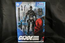 "SNAKE EYES #02 G.I. Joe Classified Series 6"" Action Figure 2020 Hasbro NEW"
