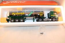 Tekno Dutch Volvo TRUCK with Trailer TANK NWM with rare scarce logo perfect MINT