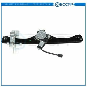 Power Window Regulator for 2009-2012 Chevy Traverse Front Right with Motor