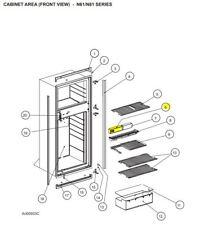 NORCOLD 636105 Optical Control Board, For N611V/N811V/N814F2 Series Refrigerator