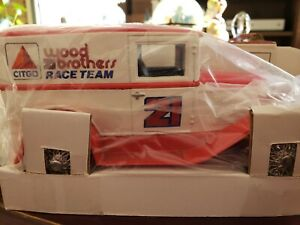 Racing Champions Wood Brothers Racing Model A Delivery Van NEW in Box