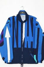 ADIDAS ORIGINAL 90'S VINTAGE WAVEY TRACKSUIT TOP,JACKET,RETRO,D7,SIZE:XL