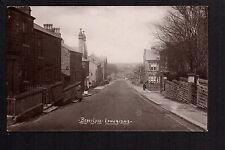 Longridge - Berry Lane -  real photographic postcard