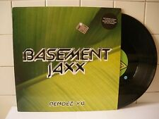 Basement Jaxx Rendez-vu  1999  LP 33 Giri (BX36)