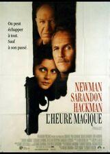 affiche du film HEURE MAGIQUE (L') 120x160 cm