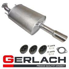 For MG ZS 180 2.5i 16V hatchback 2001-2005 exhaust rear silencer 5309