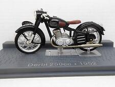 MOTO DERBI 250cc 1952 BIKE MOTORBIKE ALTAYA IXO 1/24 1:24 MINIATURE