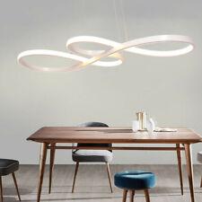 Modern Acrylic LED Ceiling Light Chandelier Pendant Lamp Living Bedroom USA