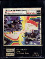 MOODY BLUES - *Days Of Future Passed* -  Stereo 8 Track Tape