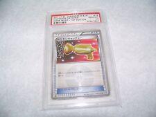 PSA 10 GEM MINT Pokemon Catcher Full Art Dark Rush 1st ed 076/069 UR BW4 Pokemon
