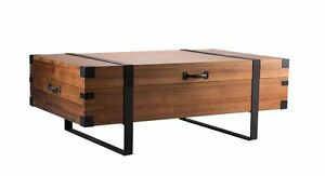 Sutter Chest Coffee Table