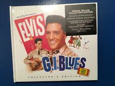 ELVIS. PRESLEY.    G I. BLUES    1997. DIGIBOOK DELUXE COLLECTORS EDITION.