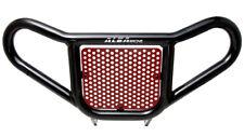 Raptor 700 YFM 700   Front Bumper Red and Black Screen Alba Racing   197 R2 BR