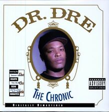 The Chronic [PA] [LP] by Dr. Dre (Vinyl, May-2001, Death Row USA)
