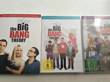 The Big Bang Theory - Season Staffel 1 2 3  [9 DVD]