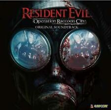SHUSAKU UCHIYAMA - RESIDENT EVIL: OPERATION RACCOON CITY NEW CD