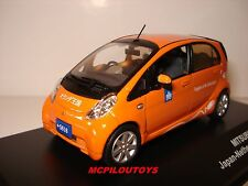 J-COLLECTION JC264 MITSUBISHI i-MiEV  JAPAN NETHERLAND EMBASSY CAR 2010 au 1/43°
