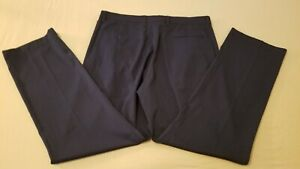 Mens Callaway Golf Pants 36x34 Navy Blue Athletic 38x33