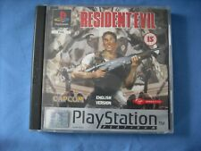 Resident Evil and Resident Evil 2 - Playstation One
