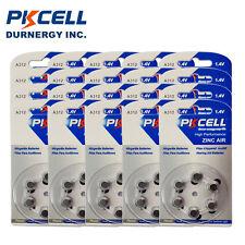 120x 1.4V 312 A312 PR41 7002ZD B347PA AC312 ME7Z Zinc Air Hearing Aid Battery