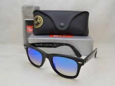 Sunglasses Ray-Ban Wayfarer Rb4340 601/4o 50 Black Gradient Brown