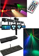 Party BarKLS LED Laser Bar M2 Lichtset inkl. + IR-Fernbedienung