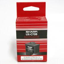 Genuine Sharp UX-C70B BLACK Print Cartridge for UX-B700, UX-A1000, UX-B20