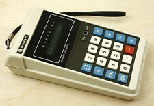 Sanyo CX-8012 Vintage Calculator Made in Japan