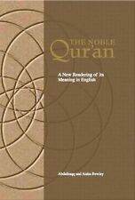 The Noble Qur'an: A New Rendering of its Meaning in English -Taha- Hardback