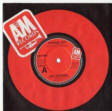 "Joe Jackson - Steppin Out 7"" Single 1982"